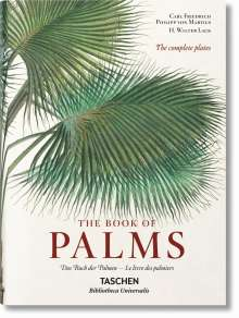 H. Walter Lack: Martius. The Book of Palms, Buch