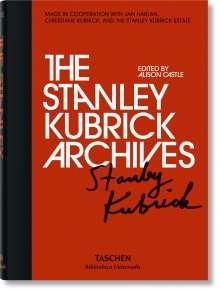 Stanley Kubrick: Das Stanley Kubrick Archiv, Buch