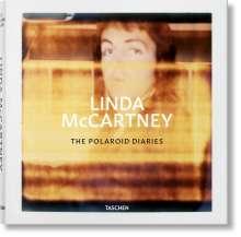 Ekow Eshun: Linda McCartney. The Polaroid Diaries, Buch