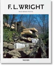 Bruce Brooks Pfeiffer: Wright, Buch