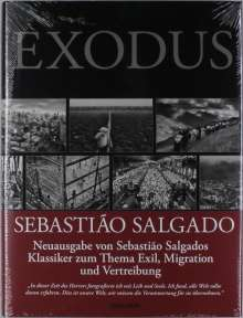 Sebastião Salgado. Exodus, Buch