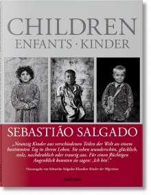 Sebastião Salgado. Children, Buch