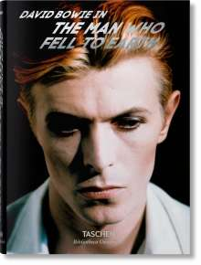 David Bowie. The Man Who Fell to Earth, Buch