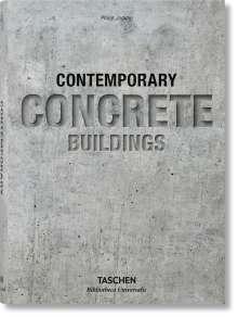 Philip Jodidio: Contemporary Concrete Buildings, Buch