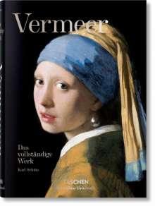 Karl Schütz: Vermeer, Buch