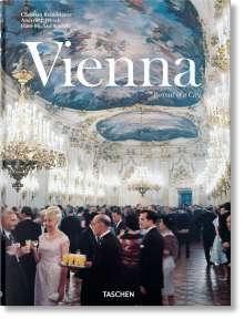 Christian Brandstätter: Vienna. Portrait of a City, Buch