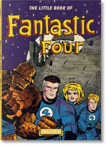 Roy Thomas: The Little Book of Fantastic Four, Buch