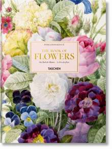 H. Walter Lack: Redouté. The Book of Flowers, Buch