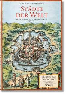Georg Braun: Städte der Welt, Buch