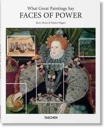 Rose-Marie Hagen: Bildbefragungen. Gesichter der Macht, Buch