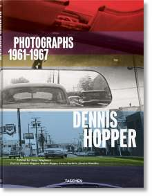 Victor Bockris: Dennis Hopper. Photographs 1961-1967, Buch