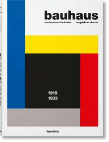 Magdalena Droste: Bauhaus. Updated Edition, Buch