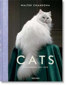 Susan Michals: Walter Chandoha. Cats. Photographs 1942-2018, Buch