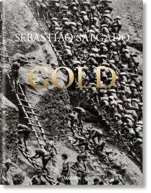 Sebastião Salgado. Gold, Buch