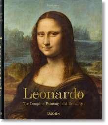 Frank Zöllner: Leonardo. Sämtliche Gemälde und Zeichnungen, Buch