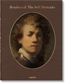 Volker Manuth: Rembrandt. Die Selbstporträts, Buch