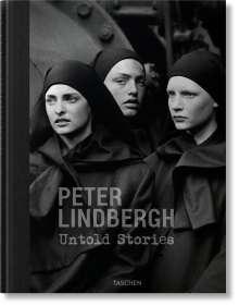 Felix Krämer: Peter Lindbergh. Untold Stories, Buch