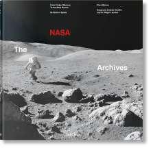 Piers Bizony: Das NASA Archiv. 60 Jahre im All, Buch
