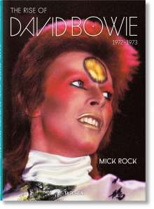 Barney Hoskyns: Mick Rock. The Rise of David Bowie, 1972-1973, Buch
