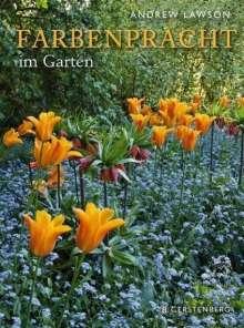 Andrew Lawson: Farbenpracht im Garten, Buch