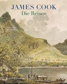 William Frame: James Cook - Die Reisen, Buch