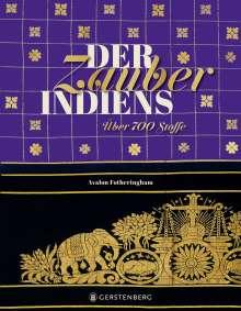 Avalon Fotheringham: Der Zauber Indiens, Buch
