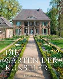 Jackie Bennett: Die Gärten der Künstler, Buch