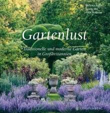 Helena Attlee: Gartenlust, Buch
