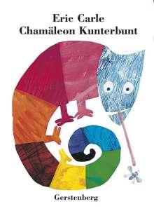 Eric Carle: Chamäleon Kunterbunt, Buch