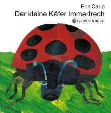 Eric Carle: Der kleine Käfer Immerfrech, Buch