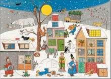 Adventskalender Weihnachten in Wimmlingen, Kalender