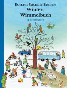 Rotraut Susanne Berner: Winter-Wimmelbuch, Buch