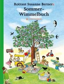 Rotraut Susanne Berner: Sommer-Wimmelbuch, Buch
