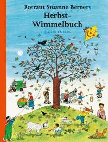 Rotraut Susanne Berner: Herbst-Wimmelbuch, Buch