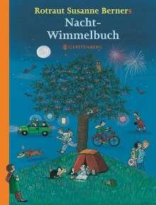 Rotraut Susanne Berner: Nacht-Wimmelbuch, Buch