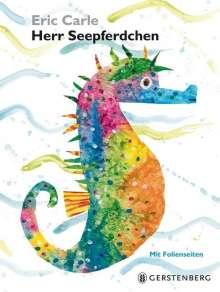 Eric Carle: Herr Seepferdchen, Buch