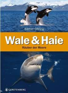 Bärbel Oftring: Wale & Haie, Buch
