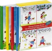 Rotraut Susanne Berner: Die Wimmlinger Jahreszeiten-Box, Buch