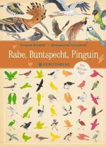 Virginie Aladjidi: Rabe, Buntspecht, Pinguin, Buch