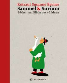 Rotraut Susanne Berner: Sammel & Surium, Buch