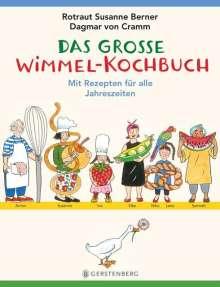 Dagmar von Cramm: Das große Wimmel-Kochbuch, Buch