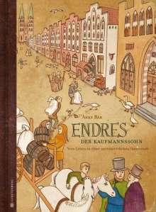 Anke Bär: Endres, der Kaufmannssohn, Buch