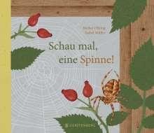 Bärbel Oftring: Schau mal, eine Spinne!, Buch