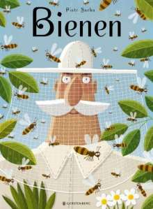 Piotr Socha: Bienen, Buch