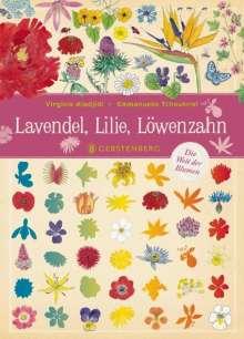 Virginie Aladjidi: Lavendel, Lilie, Löwenzahn, Buch