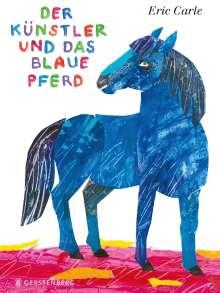 Eric Carle: Der Künstler und das blaue Pferd, Buch