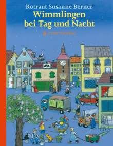 Rotraut Susanne Berner: Wimmlingen bei Tag und Nacht, Buch