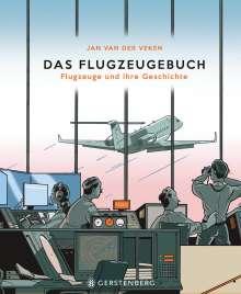 Jan van der Veken: Das Flugzeugebuch, Buch