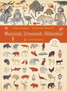 Virginie Aladjidi: Mammut, Urmensch, Höhlenbär, Buch