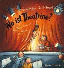 Cornelia Boese: Wo ist Theatrine?, Buch